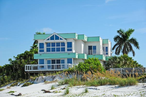 Large Beach House